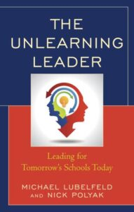 Book Cover: The Unlearning Leader
