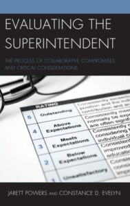 Book Cover: Evaluating the Superintendent
