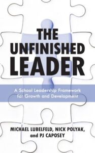 Book Cover: The Unfinished Leader